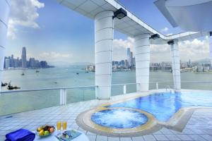 Metropark Hotel Causeway Bay Hong Kong, Hotely  Hongkong - big - 1
