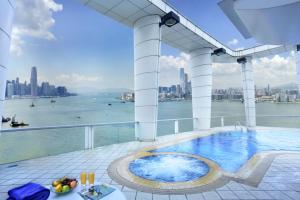 Metropark Hotel Causeway Bay Hong Kong, Hotel  Hong Kong - big - 1