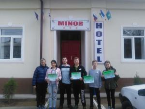 Minor Hotel, Hotels  Tashkent - big - 1