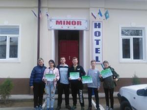 Minor Hotel, Hotels  Tashkent - big - 74