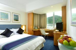 Metropark Hotel Causeway Bay Hong Kong, Hotely  Hongkong - big - 3