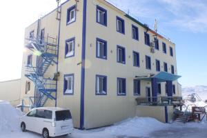 Гостиницы Анадыря