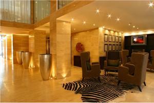 Alassia Hotel, Отели  Афины - big - 24