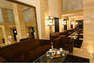 Alassia Hotel, Отели  Афины - big - 15
