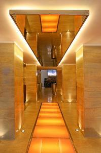 Alassia Hotel, Отели  Афины - big - 8