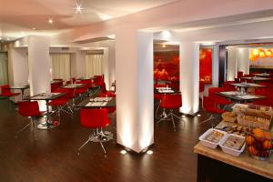 Alassia Hotel, Отели  Афины - big - 13