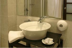 Alassia Hotel, Отели  Афины - big - 4