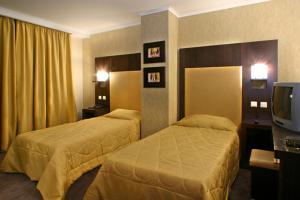 Alassia Hotel, Отели  Афины - big - 22