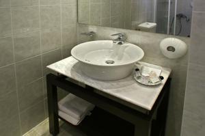 Alassia Hotel, Отели  Афины - big - 19
