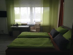 Hotel M&S garni, Szállodák  Donauwörth - big - 13