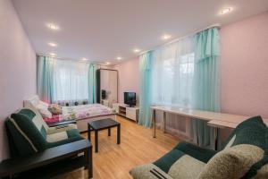 Apartments at bulvar Novatorov 110
