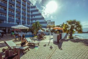 Hotel Villareal São Francisco do Sul, Отели  São Francisco do Sul - big - 107