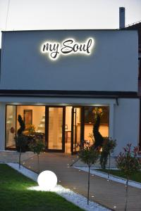 My Soul, Bed & Breakfast  Knić - big - 37