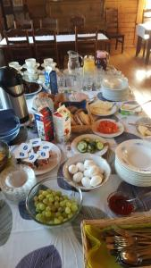 B&B Rosenberg, Bed and breakfasts  Siikalatva - big - 11