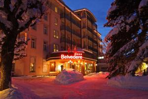 Belvedere Swiss Quality Hotel, Hotels  Grindelwald - big - 14