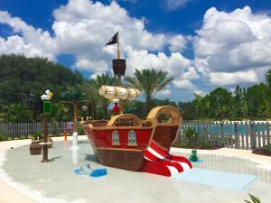 Five Bedroom w/ Pool Close to Disney Festival 302 - Davenport
