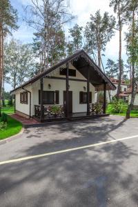 Park-Hotel Kidev, Hotels  Chubynske - big - 61