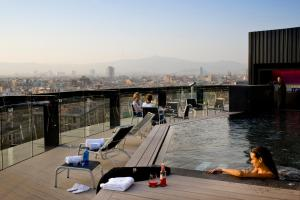 Barceló Raval, Отели  Барселона - big - 9