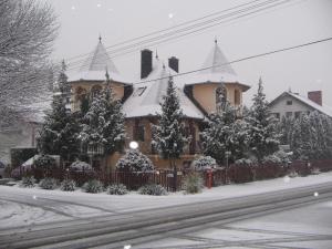 Ilona Kis Kastély Panzió, Guest houses  Keszthely - big - 85