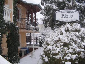 Ilona Kis Kastély Panzió, Guest houses  Keszthely - big - 84
