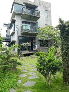 Yilan Architect House, Privatzimmer  Dongshan - big - 139