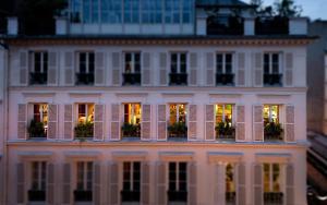 Les3chambres B&B Paris, Bed and Breakfasts  Paříž - big - 35