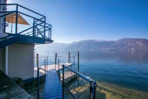 Lierna Fronte Lago, Виллы  Льерна - big - 30
