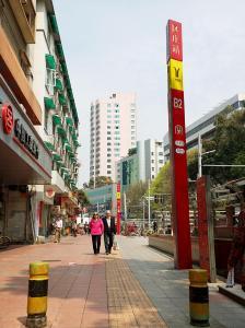 Paco Hotel Guangzhou Ouzhuang Metro Branch, Hotely  Kanton - big - 32