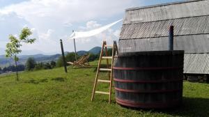 Glamping - Ekološka kmetija Kozman