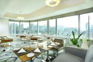 Metropark Hotel Causeway Bay Hong Kong, Hotely  Hongkong - big - 19