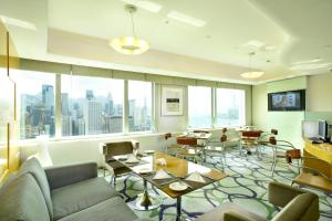 Metropark Hotel Causeway Bay Hong Kong, Hotel  Hong Kong - big - 34