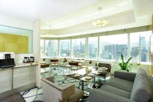 Metropark Hotel Causeway Bay Hong Kong, Hotely  Hongkong - big - 43