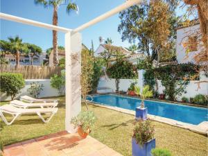 Villa Calle del Marco, Case vacanze  Estepona - big - 33