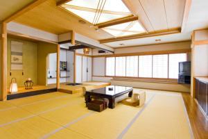 Akakura Onsen Hotel Korakuso, Ryokany  Myoko - big - 18
