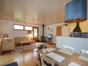 Three-Bedroom Holiday Home in Vaggerlose, Ferienhäuser  Bøtø By - big - 10