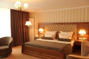 Nadiya Hotel, Szállodák  Ivano-Frankivszk - big - 77