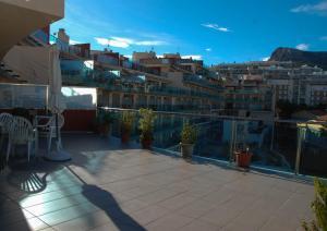 AP Costas - Nova Calpe, Апартаменты  Кальпе - big - 7
