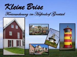 Fewo Kleine Brise Greetsiel - Leybuchtpolder