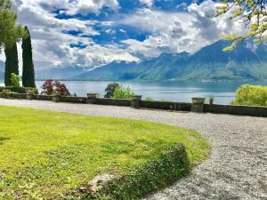 obrázek - 3BD Lake View in 2 floors Montreux