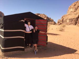 Auberges de jeunesse - Wadi Rum 7 Pillars Camp