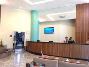 Na Região Mais Nobre de Fortaleza, Apartments  Fortaleza - big - 9