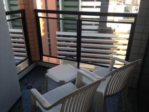 Na Região Mais Nobre de Fortaleza, Apartments  Fortaleza - big - 4