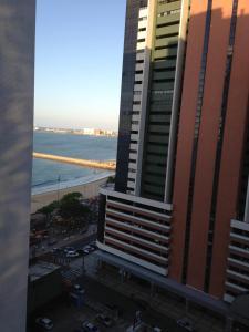 Na Região Mais Nobre de Fortaleza, Apartments  Fortaleza - big - 5