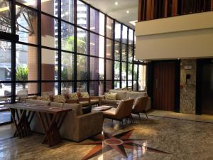 Na Região Mais Nobre de Fortaleza, Apartments  Fortaleza - big - 7