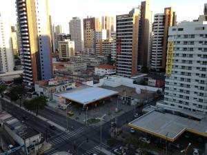 Na Região Mais Nobre de Fortaleza, Apartments  Fortaleza - big - 10