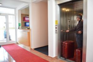 Hotel Imperium, Hotely  Moravske-Toplice - big - 92
