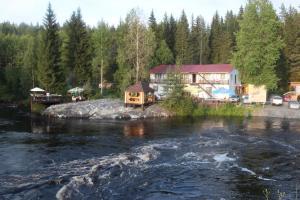 Гостиницы Рускеалы, Республика Карелия