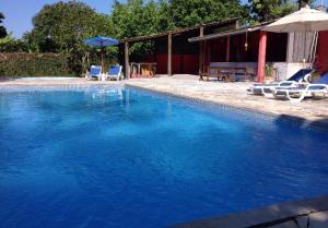 Chales Terra Pura, Lodges  Camburi - big - 1