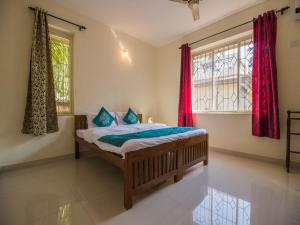 A Capacious 2BHK Dwelling in Candolim, Goa