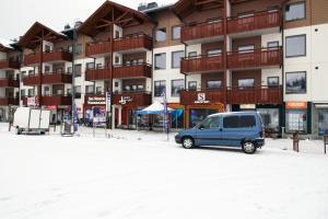 2 room apartment in Kolari - Iso-Ylläksentie 42 b - Apartment - Ylläs